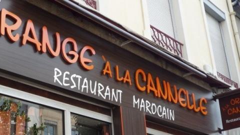 Orange à la Cannelle, Lyon