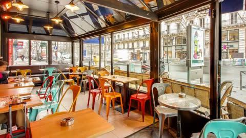 Café Le Capitole, Paris