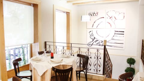 Casa Peto, Madrid