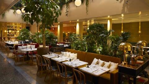 Alcazar Restaurant, Paris
