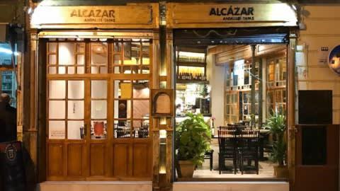 Alcázar - Andalusí Tapas, Sevilla