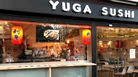 Yuga Sushi, Barcelona