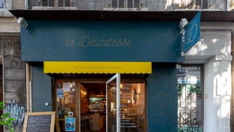 La Délicatesse, Marseille