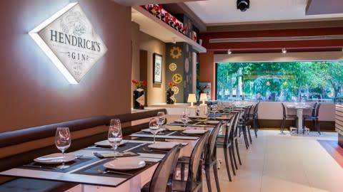 48 Restaurante Copas, Valencia