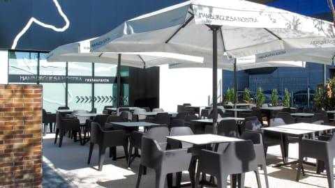 Hamburguesa Nostra - Campo de las Naciones, Madrid