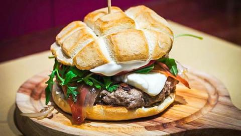 GB Grill Burger, Rome