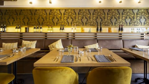 Restaurant Julieta, The Hague