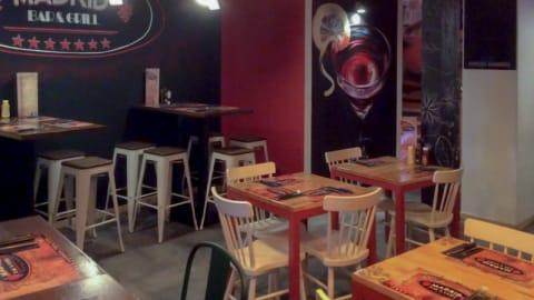 Madrid Bar Grill, Madrid