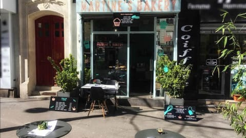 Martine's Bakery, Paris