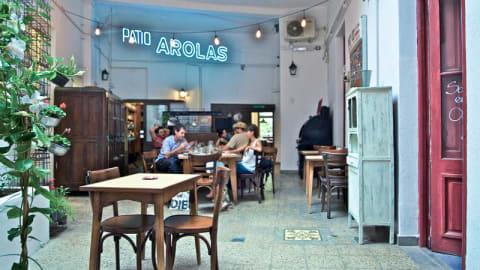 La Flor de Barracas, Autonomous City of Buenos Aires