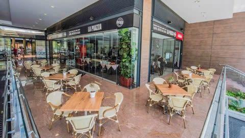 La Piazza - CC Arena, Valencia