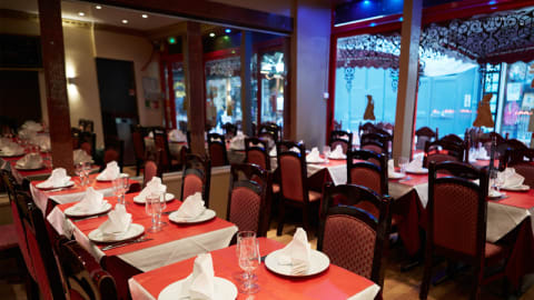 Restaurant New Dehli, Paris
