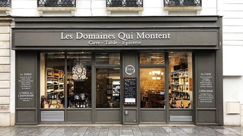 Les Domaines Qui Montent - Montorgueil, Paris