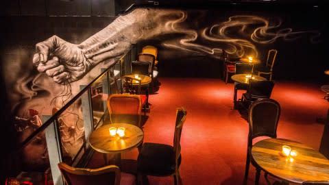 Santos Vega Draught Bar, Buenos Aires