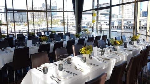 Berth Restaurant, Docklands