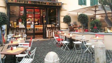 Tira e Molla, Rome
