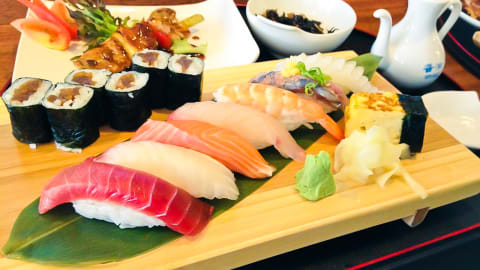 Bambou Sushi Bar, Pully