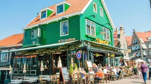 Eetcafé 't Havengat, Volendam