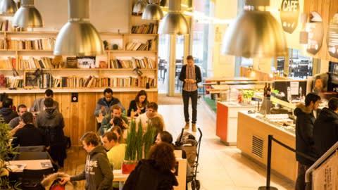Café Perché, Lyon