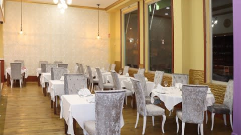 Saffron Indian Cuisine, Madrid