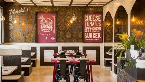 Mouki's Burger, Molins De Rei