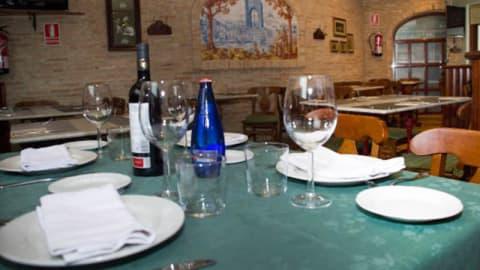 Adrian's, Madrid