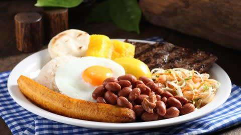 El Rancherito (Las Palmas), Medellín