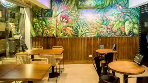 Glow Garden Coffee Bar, Autonomous City of Buenos Aires