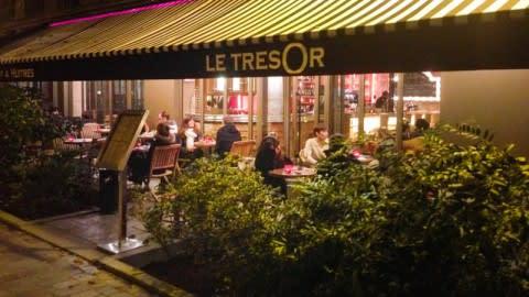Le Trésor, Paris