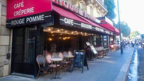 Rouge Pomme, Paris