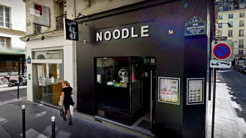 Noodle, Paris