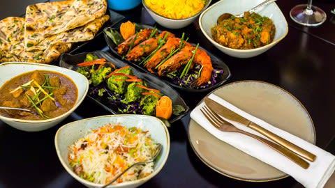 Adrak Indian Cuisine, Madrid