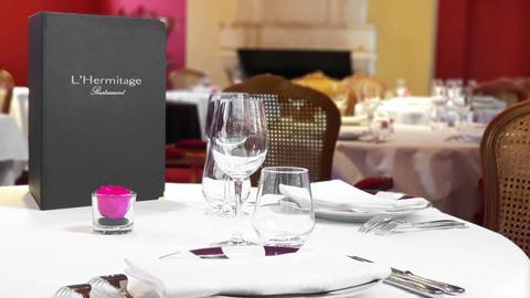 Le H - Restaurant by Hermitage Gantois, Lille