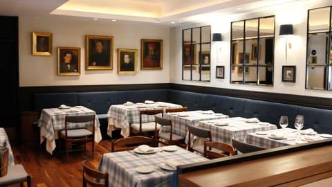 Narciso Brasserie, Madrid