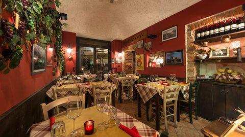 Osteria Al Tagliere, Turin