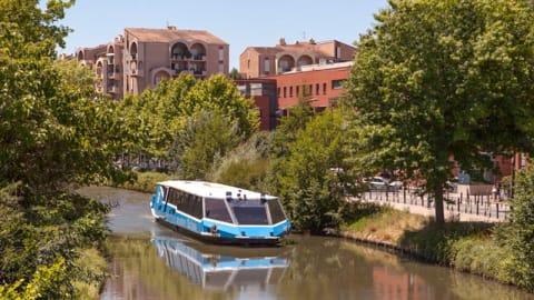 Bateau L'Occitania, Toulouse