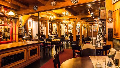 Restaurant Spaander, Volendam
