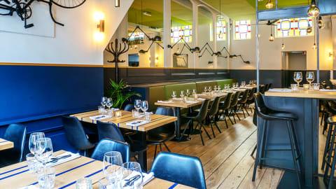 Restaurant Floreyn, Amsterdam