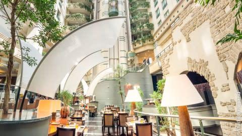 Atrium Restaurant & Lounge, Bruxelles