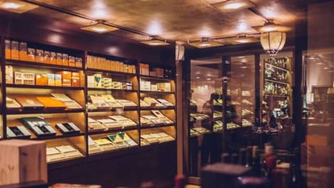 Cohiba Atmosphere, Buenos Aires