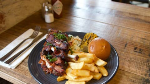 Murrays BBQ and Bar at the Exchange, Gawler