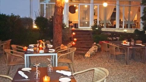 Blanc Restaurant, Bellaterra