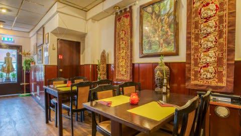 Thais Restaurant Pasoek, Amsterdam