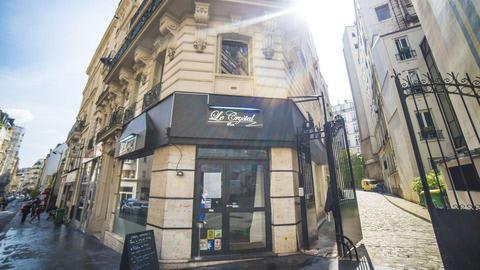 Le Crystal Paris, Paris