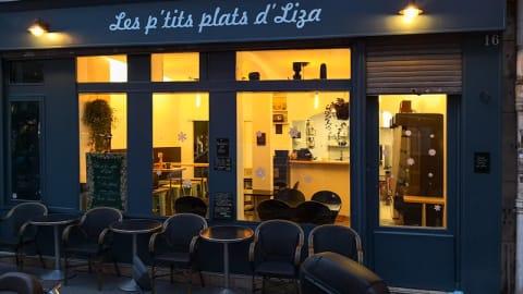 Les P'tits Plats d'Liza, Paris