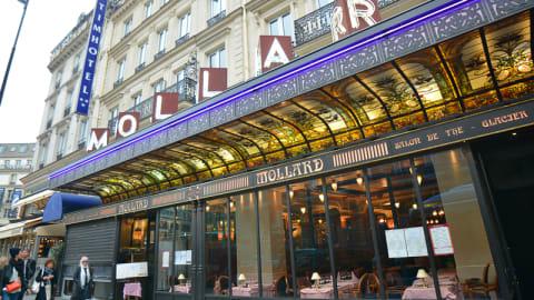 Brasserie Mollard, Paris