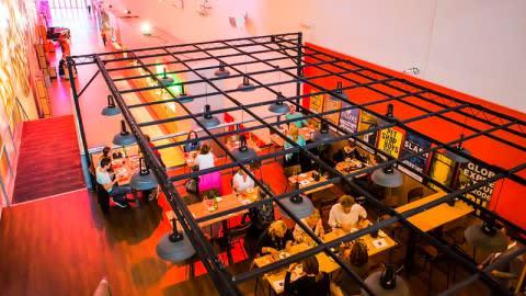 Restaurant First - AFAS Live, Amsterdam