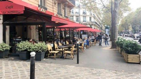 Le Solferino, Paris