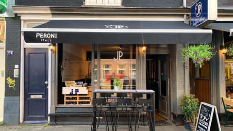 JP Oyster Bar, Amsterdam
