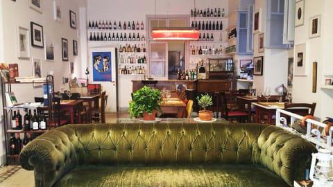Bukowski's Bar, Rome